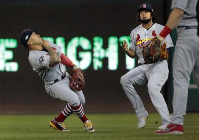 Cardinals on the brink of elimination from the National League Championship Series in Washington
