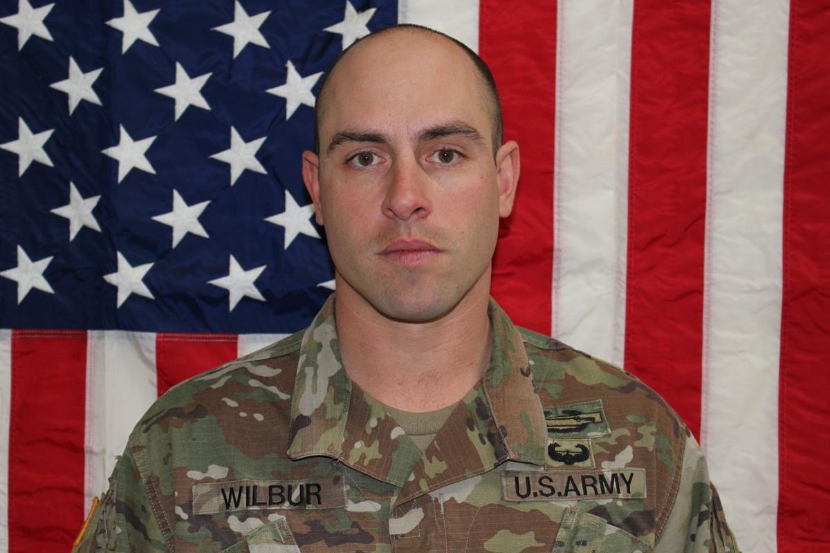 Staff Sgt. Christopher Wilbur
