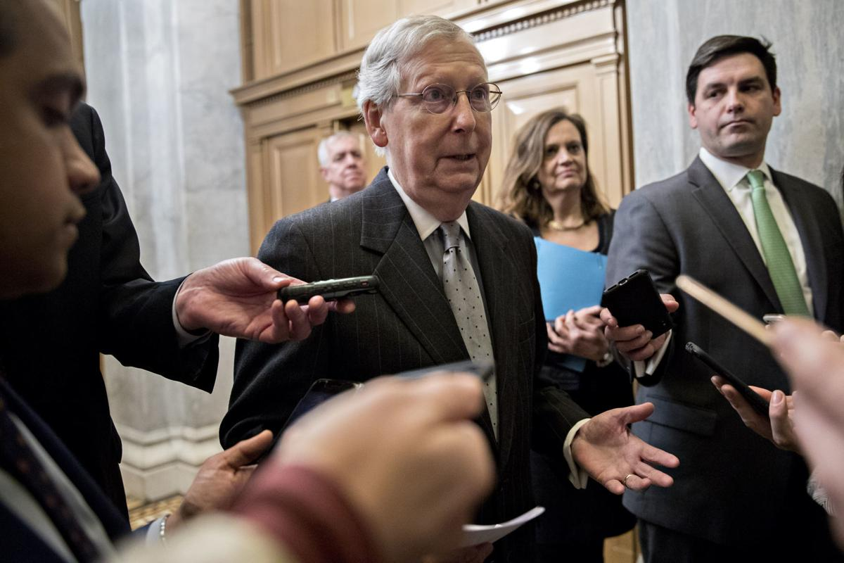 McConnell must allow senators to do their job