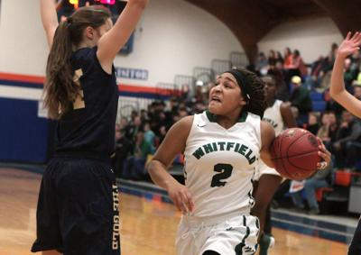 Whitfield Vs Principia Girls Basketball