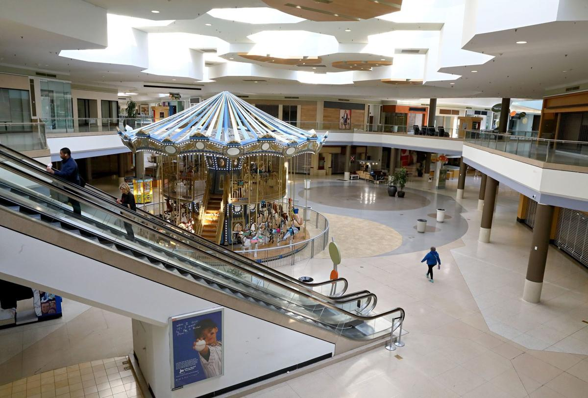 North Point Mall plans to convert empty ...