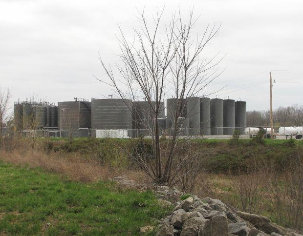 Coastal Energy facility