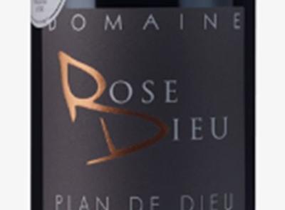 Domaine Rose Dieu 2016, Plan de Dieu, Côtes du Rhône Villages, France