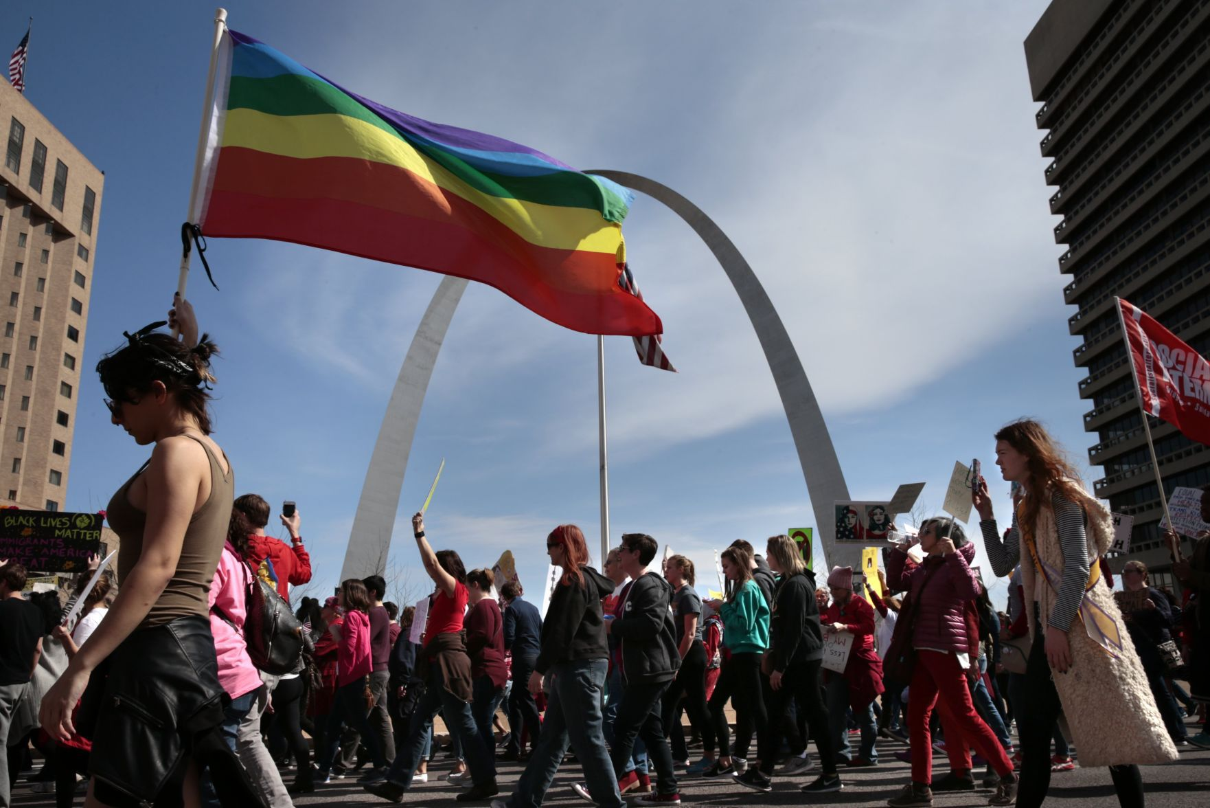 A Womans Day in... St. Louis