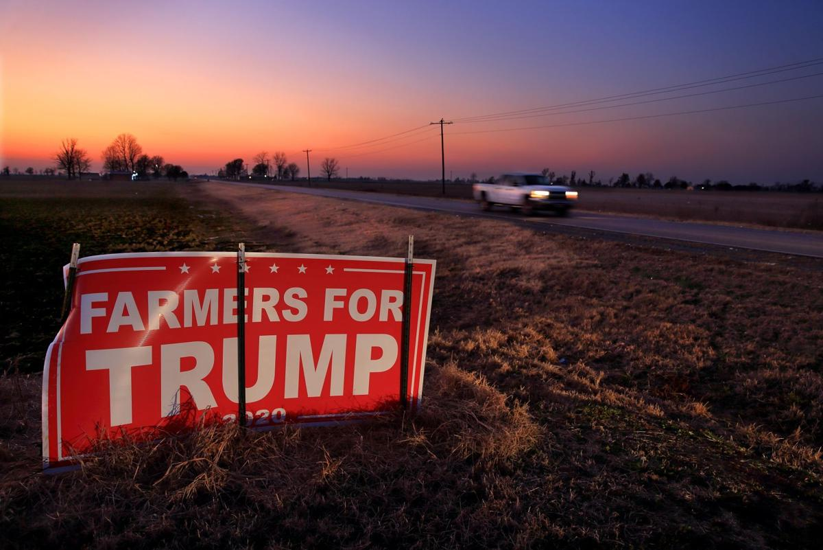 Trump's southeastern Missouri stronghold