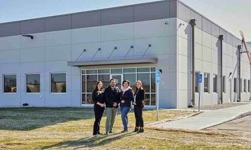 Volpi opening new production facility in Union