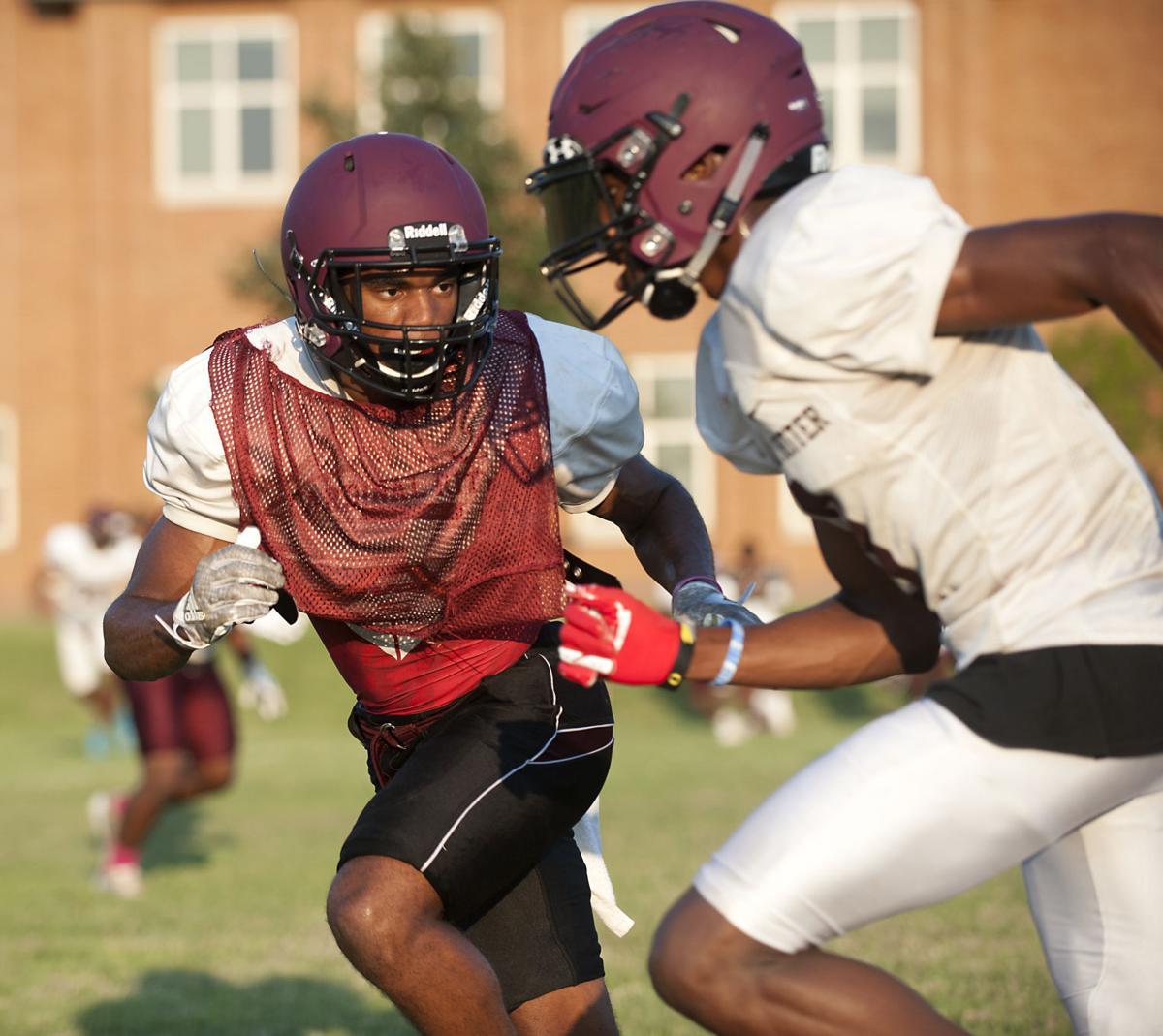 Cardinal Ritter Football Practice