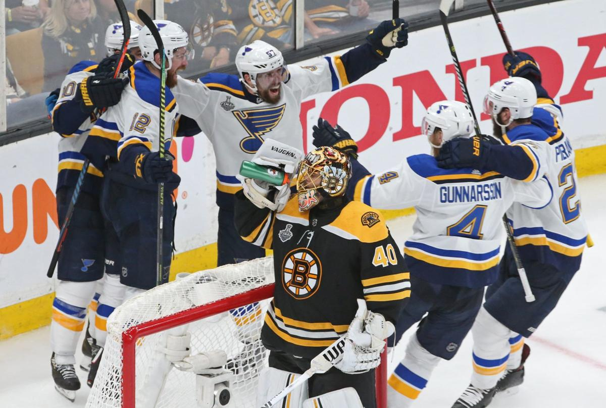 Blues notebook: Sanford's big goal in Game 7 was 'for my dad' | St ...