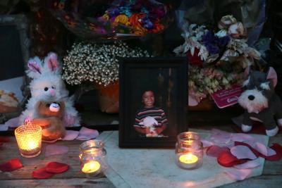Keeping vigil for Xavier