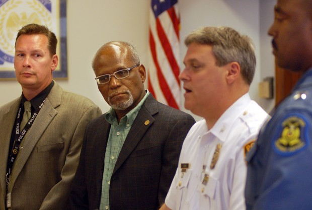 St. Louis County Executive Charlie Dooley