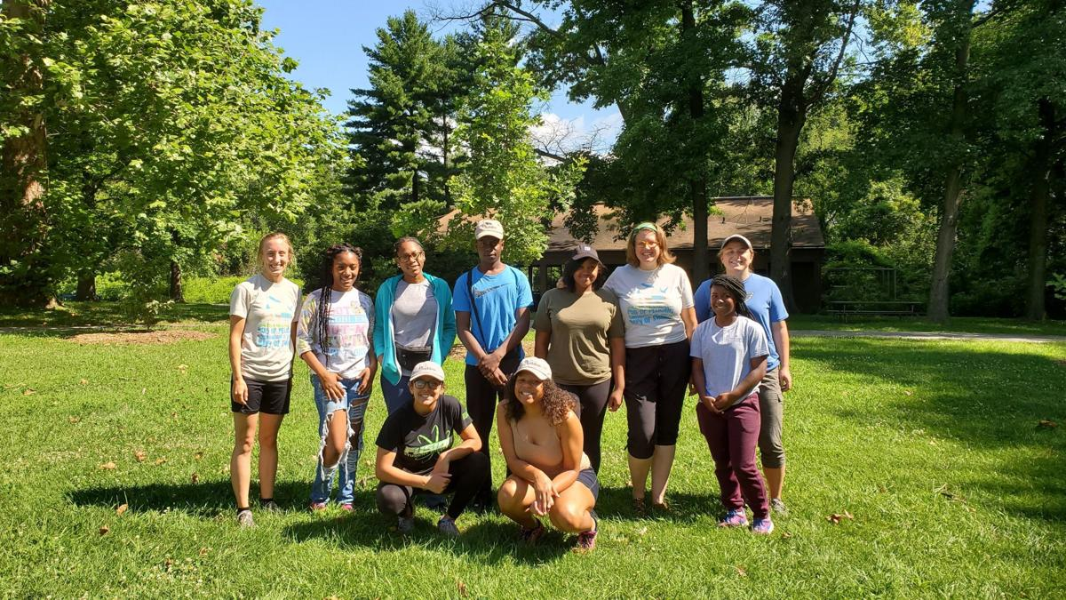 Audubon Center at Riverland's Flight Crew summer program
