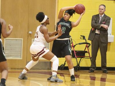 Lutheran North vs. Whitfield girls basketball
