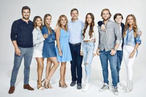 Billy Busch dan keluarganya akan membintangi baru MTV reality show