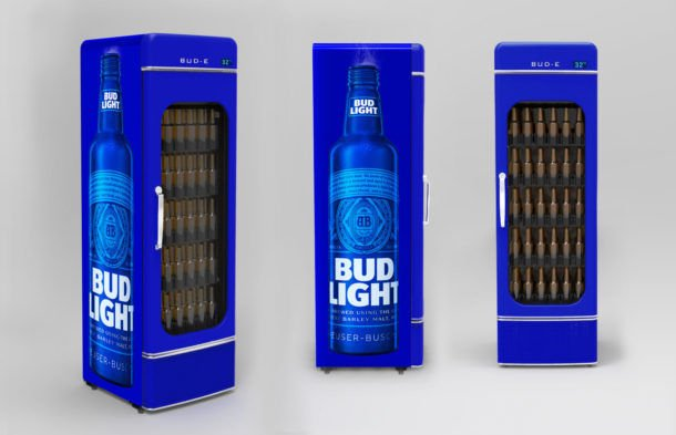 A B Giving Away Free Beer Fridges For Office Use