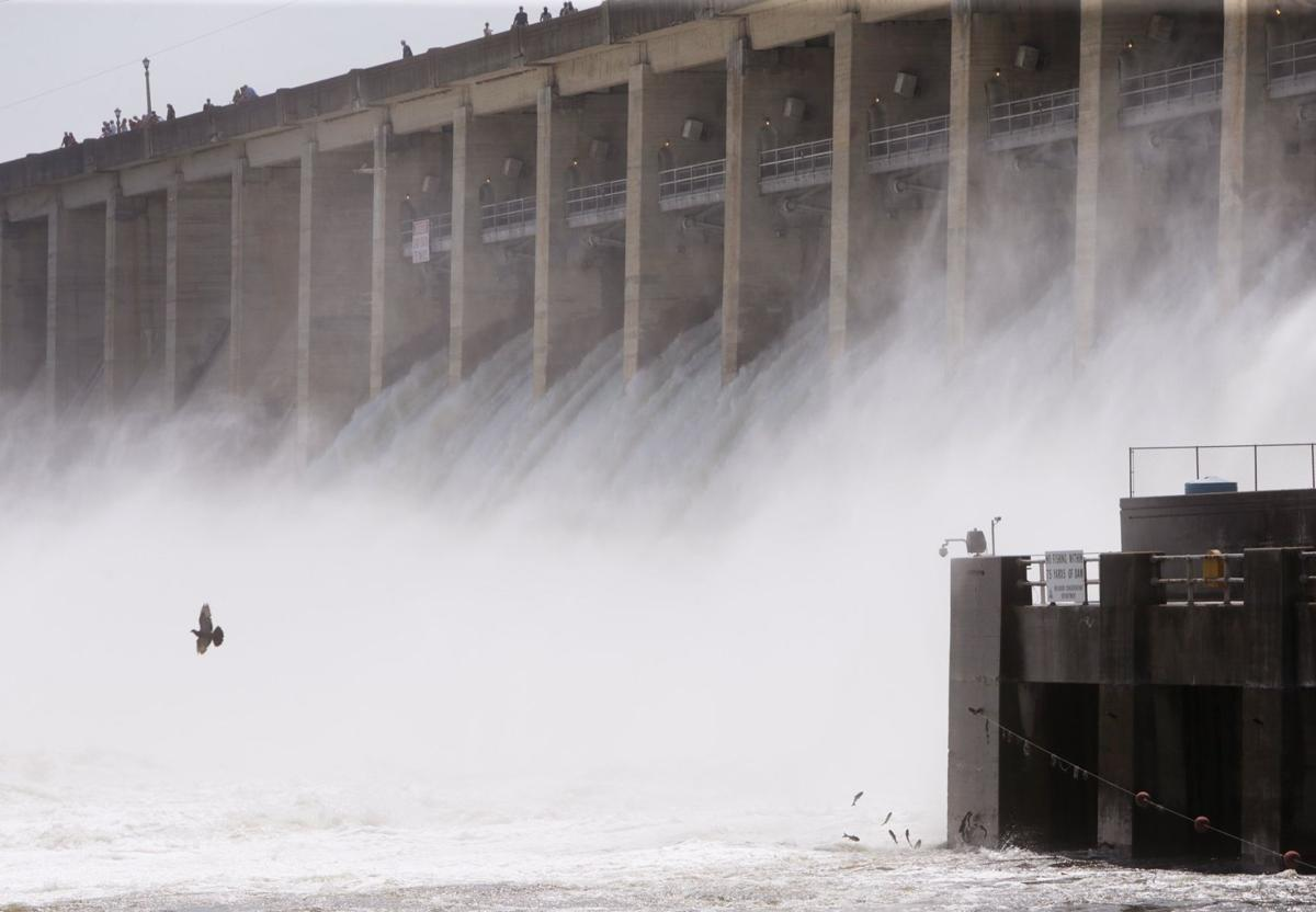 Dam at Lake of the Ozarks to receive 52million structural