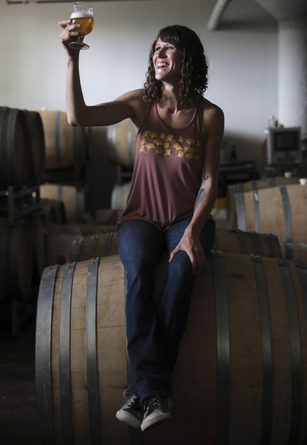 Q&A with Johanna Foege from Perennial Ales