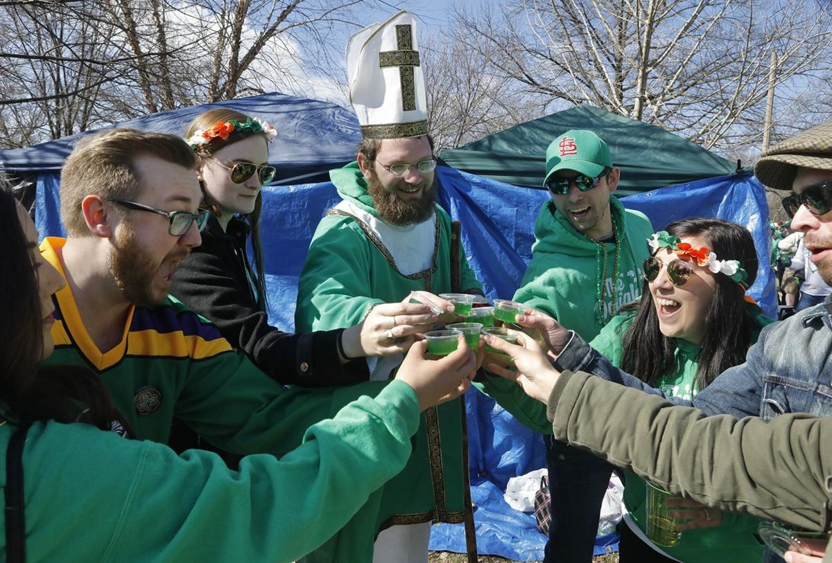Dogtown draws thousands to St. Patrick's Day Parade