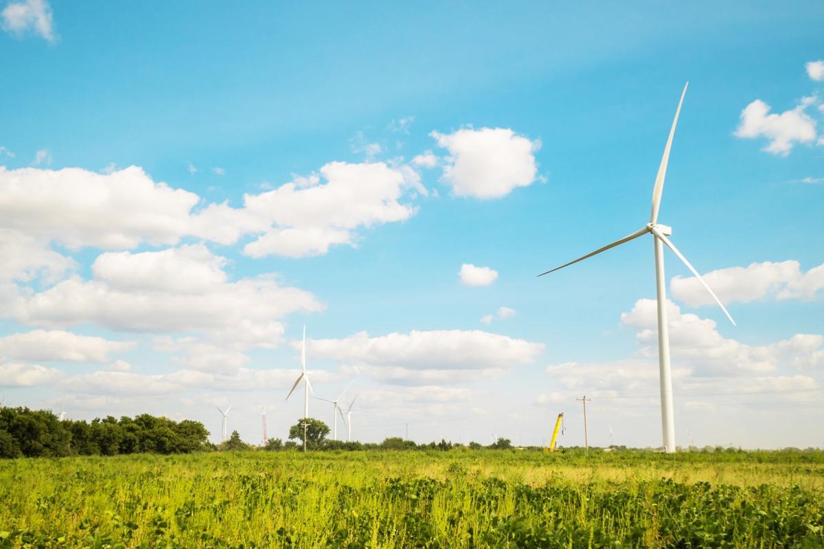 Thunder Ranch wind farm