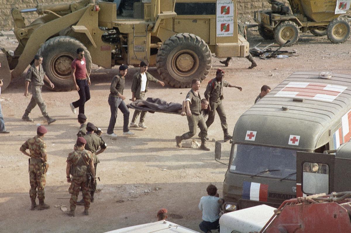 Beirut Barracks Bombing