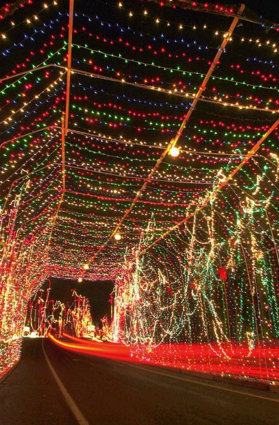Lights at your leisure in O'Fallon and Wentzville | Local News ...