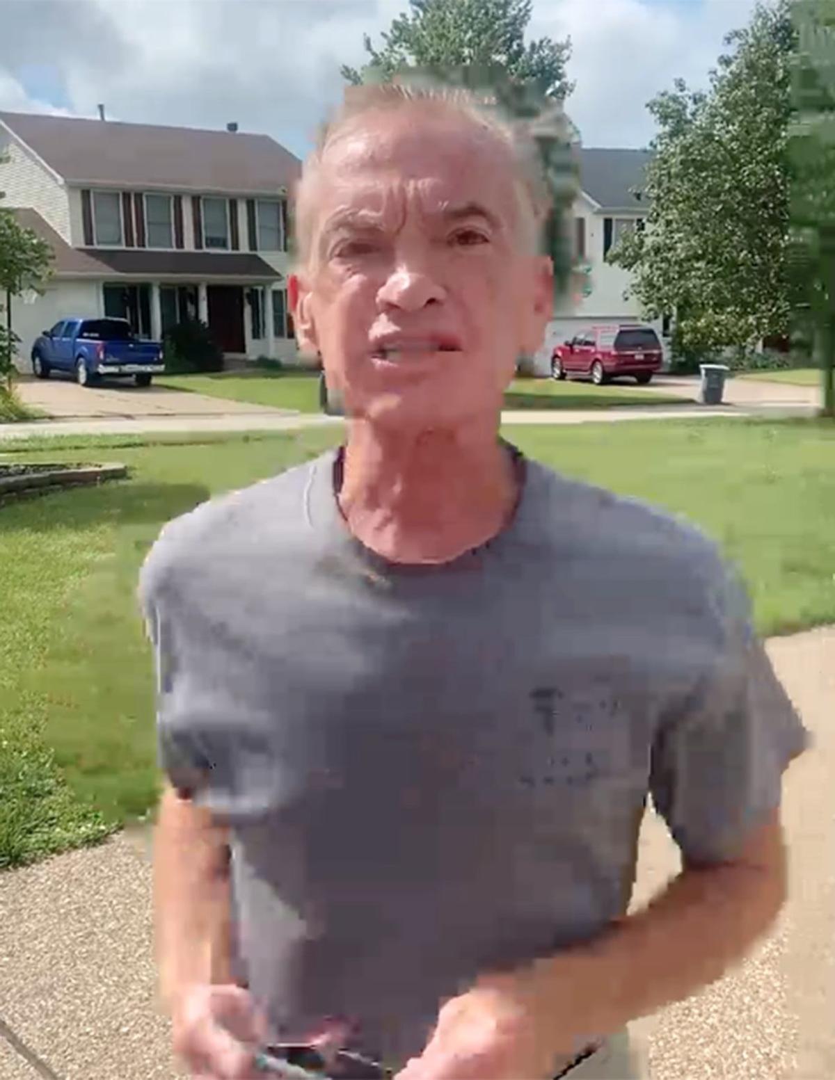 O'FAllon, Missouri man verbally assaults health worker