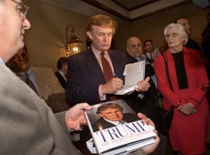 20年前、ドナルド-トランプしたセントルイスミ彼の計画のためのユニバーサル-ヘルスケア