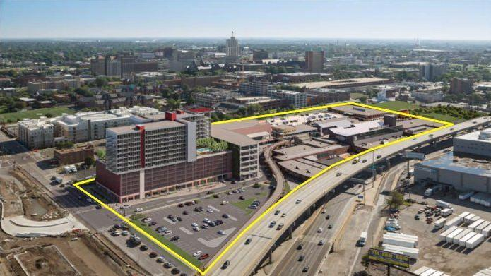 City Foundry again plans apartment component