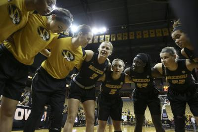 Missouri Tigers women's basketball