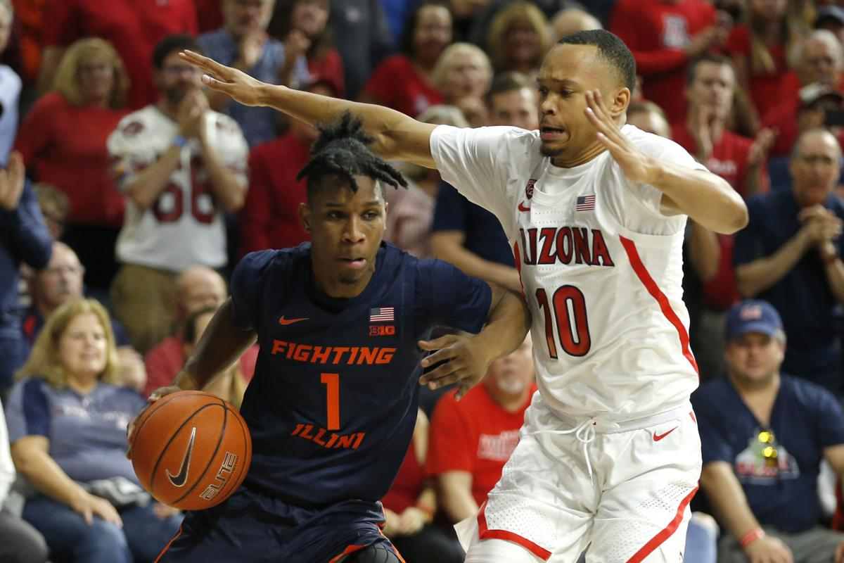 Illinois Enters Challenging Portion Of Its Basketball
