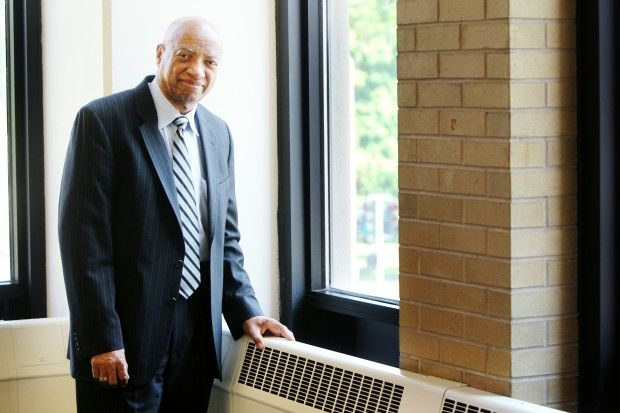 Otis Williams of the St. Louis Development Corp.