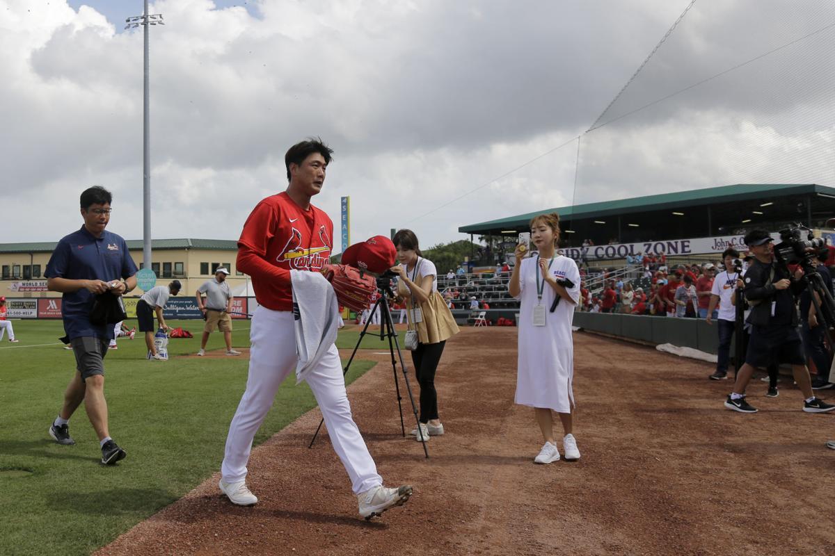 Marlins Cardinals Spring Baseball