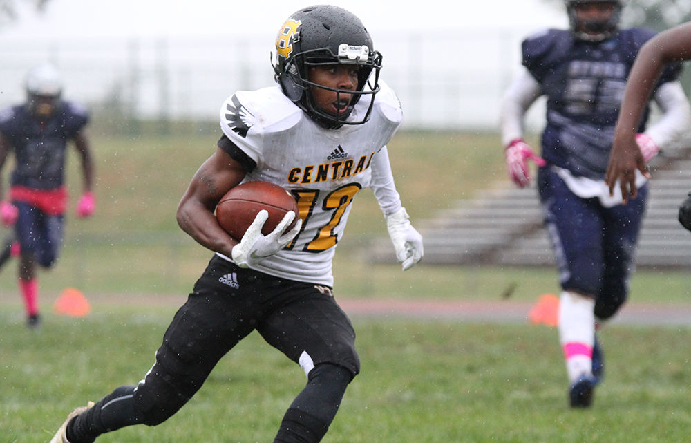 Week 9 Football: Hazelwood Central at McCluer North