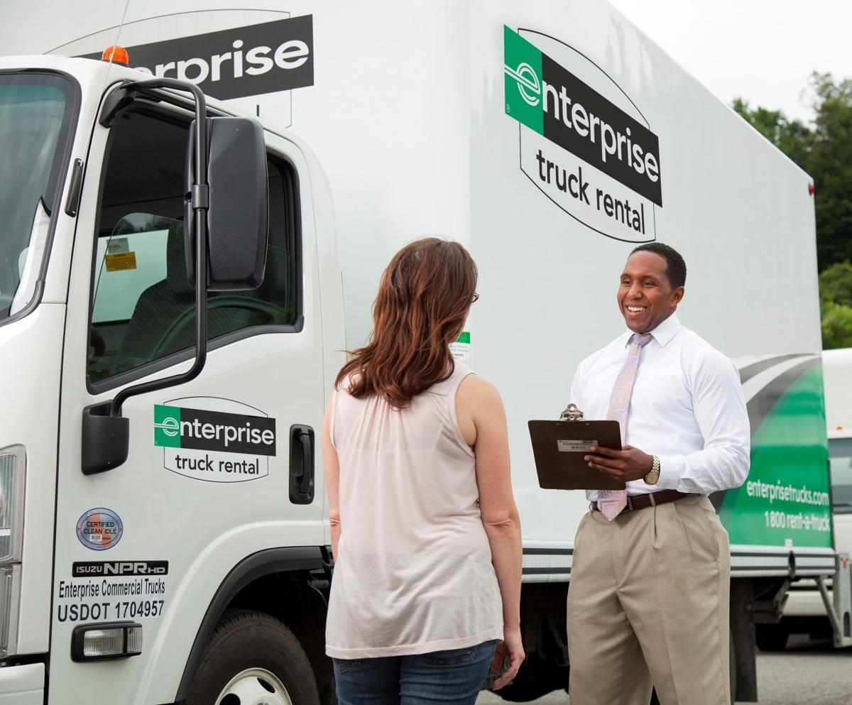 Enterprise adding 40 locations as truck rental business grows business stltoday com