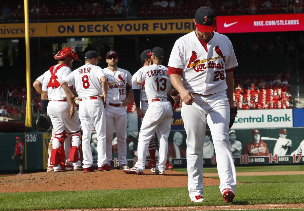 BenFred: Cardinals' bullpen overhaul goes beyond new name(s)