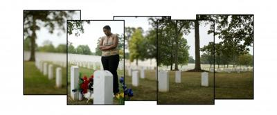The new normal: Mourning those killed in war