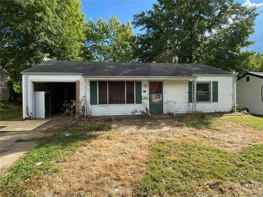 2 Bedroom Home in St Louis - $35,000