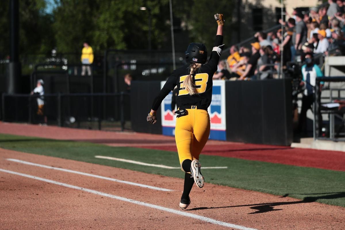 Cayla Kessinger, Mizzou softball