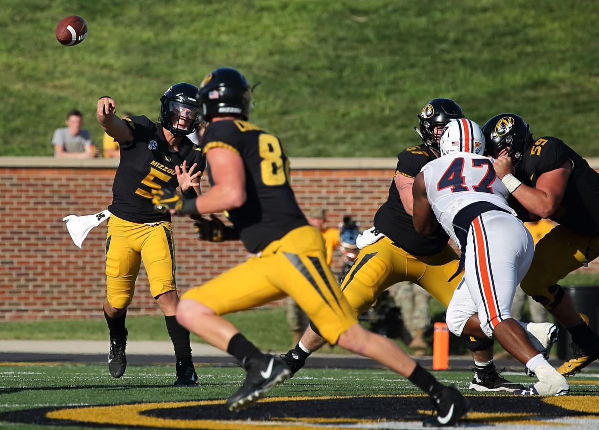University of Tennessee Martin vs University of Missouri football