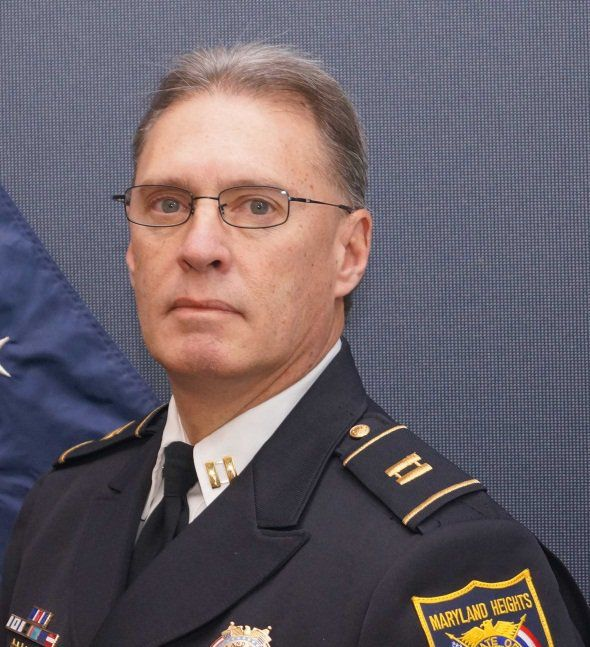 Maryland Heights Police Capt. Michael Klos