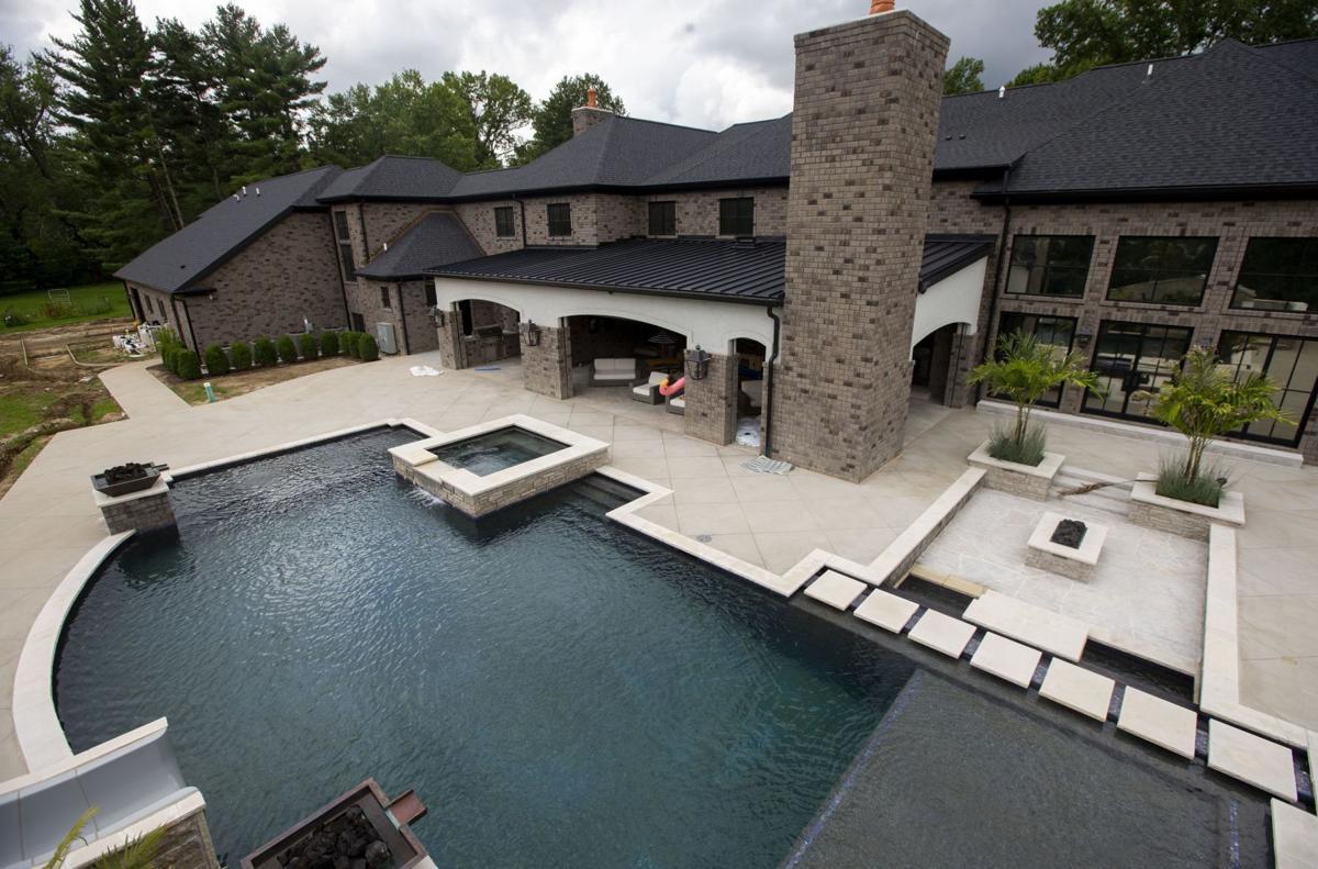 Jim Edmonds' custom Frontenac home