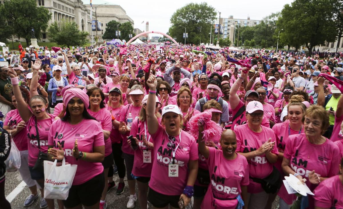 Photos: Susan G. Komen More Than Pink Walk