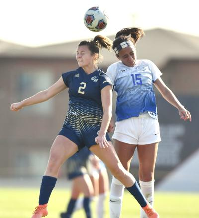 SLU vs George Washington A-10 /Women's Soccer Championship Tournament