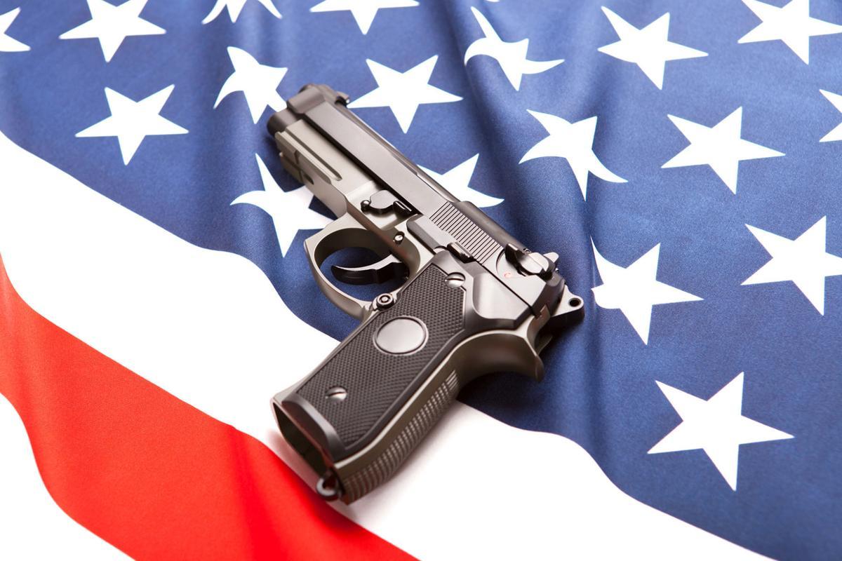 Gun control second amendment