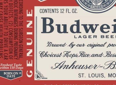 what does the budweiser born on date mean