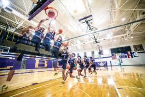 Όλα-Μετρό αγόρια μπάσκετ παίκτης της χρονιάς: η Αγάπη είναι διάσημο ΚΤΚ καριέρα σύντομο coronavirus πανδημία