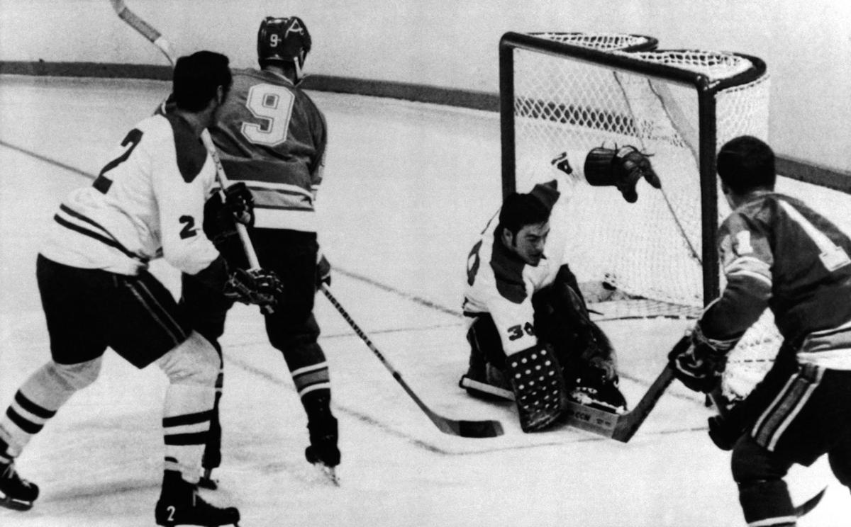 St. Louis Montreal Hockey