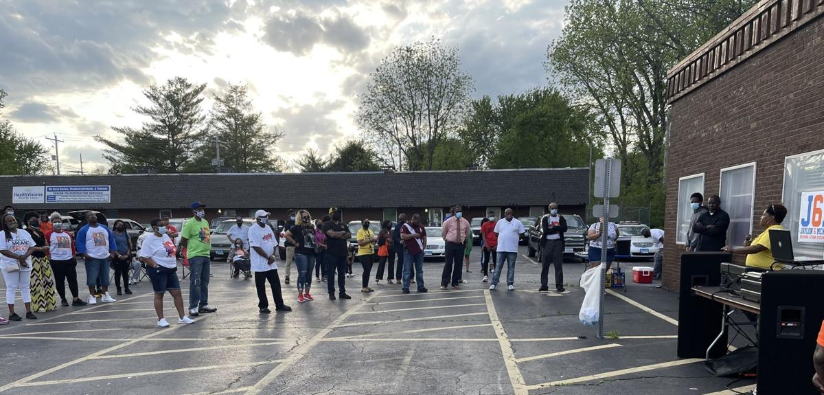 Rally to end gun violence and silence in East St. Louis