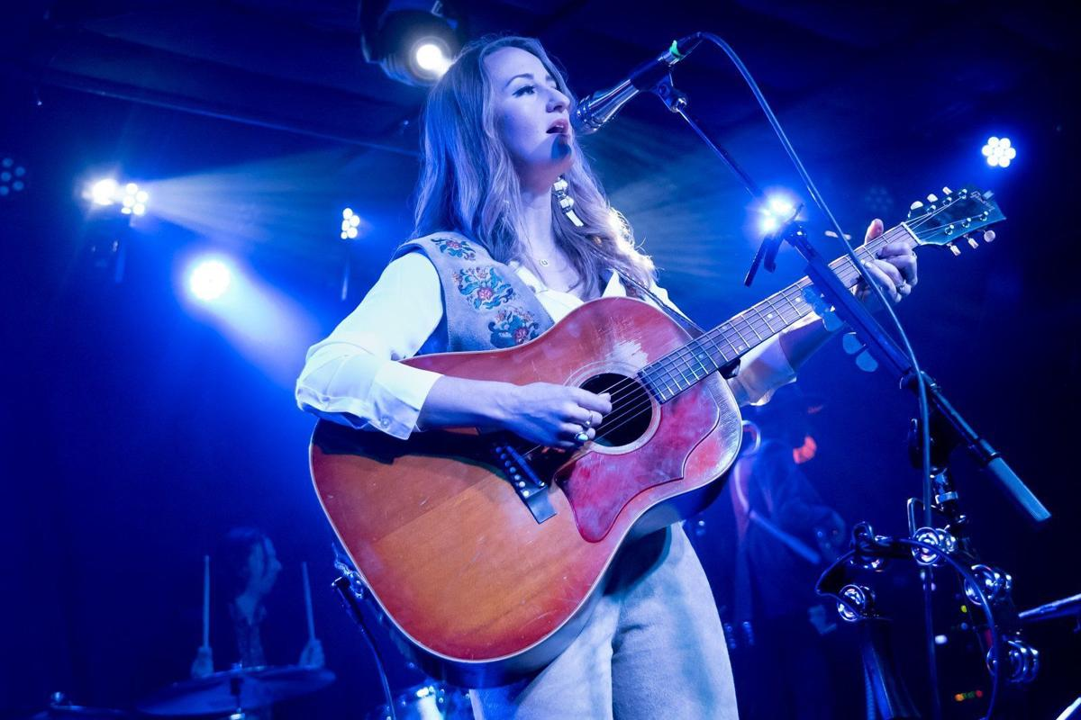 Margo Price at the Ready Room