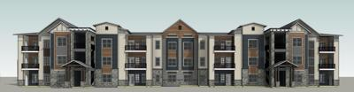 Work underway on new O'Fallon,apartment complex