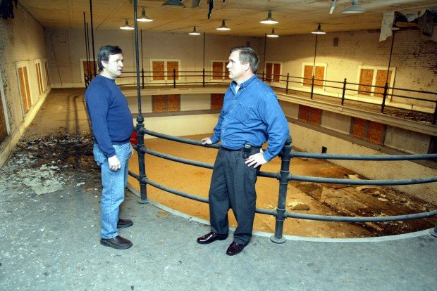 Civil War buffs want to restore building in Jefferson Barracks Park